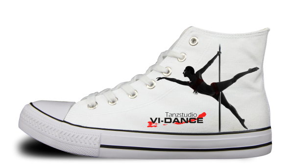 VI-DANCE Poledance white